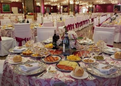 boda y catering