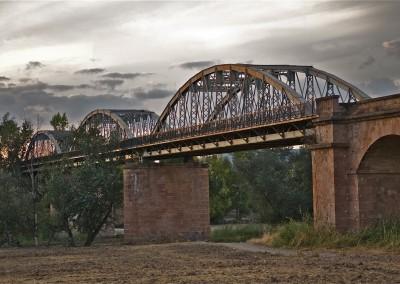 puente hierro villa del rio cordoba