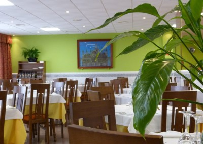 restaurante de carretera