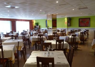 restaurante del sol en villa del rio