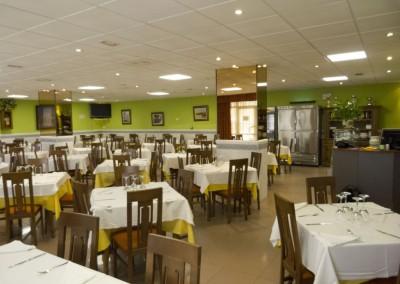 restaurante hostal del sol